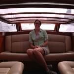 Me in boat!