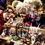 Venetian masks!